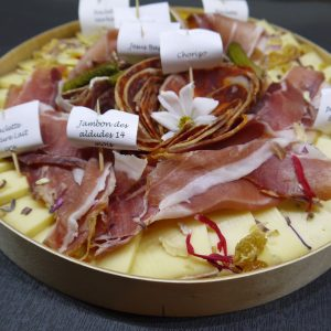 Plateau Raclette (Fromage & Charcuterie)